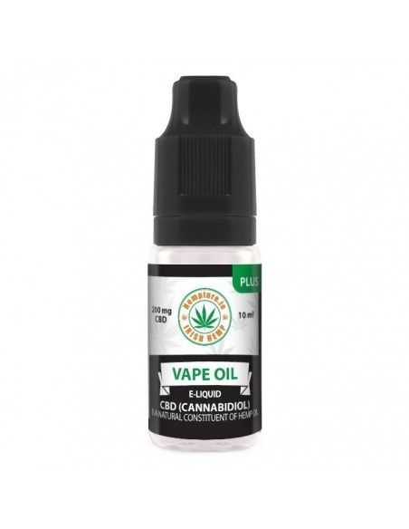 Hemp CBD Vape E-Liquid (200mg CBD) 10ml