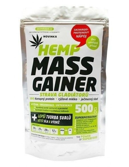 Hemp Fitness Mass Gainer 500g