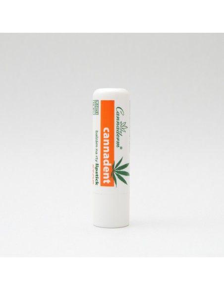 Cannadent Hemp Lipstick 4.5g - 16.5% hemp