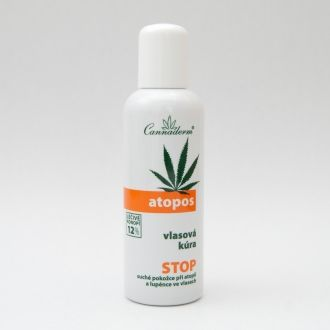 Atopos Hair Scalp Care Treatment 100ml 12% Hemp