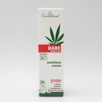 Baby Moisturizing Cream 75g - 25% Hemp