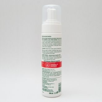 Baby Foam Wash Sensitive 200ml - 2% Hemp