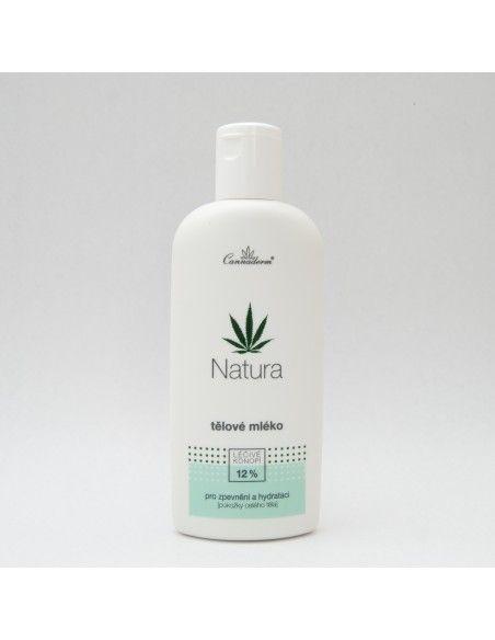 Natura Nutrient Body Milk 200ml - 12% Hemp
