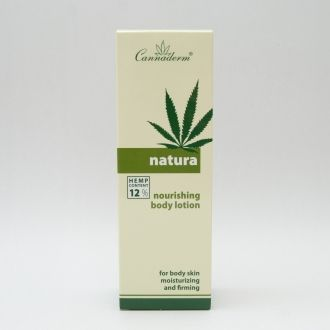 Natura Nutrient Body Milk 200ml - 12% Hemp