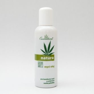 Natura Washing Oil 100ml - 22% Hemp
