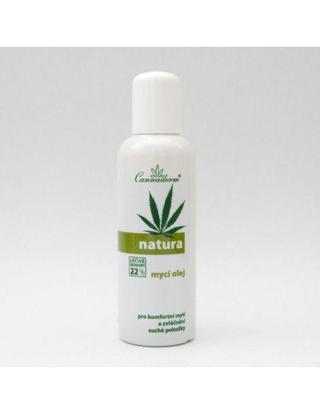 Natura Washing Oil 100ml - 22% Hemp
