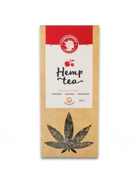Hemp Tea with Fruit 50g