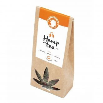 Hemp Tea with Goji 50g