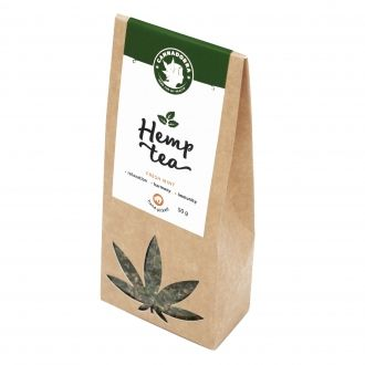 Hemp Tea with Fresh Mint 50g