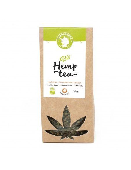 BIO Hemp Tea Leaves and Flowers 35g