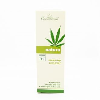Natura Make-Up Remover 150ml 2% Hemp