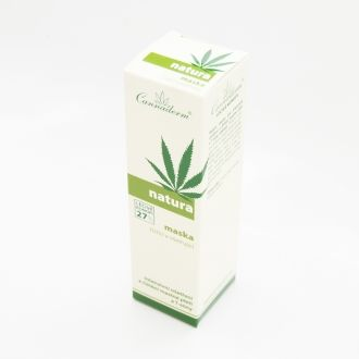 Natura Cleansing Mask 75g 27% Hemp