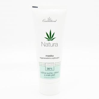 Natura Regenerative Face Skin Mask 75g - 30% Hemp