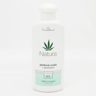 Natura Skin Tonic for Oily Skin 200ml - 5% Hemp