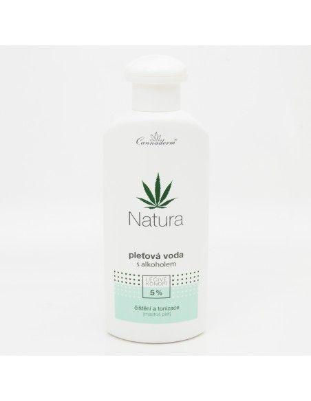 Natura Skin Tonic for Oily Skin 200ml - 5% Hemp
