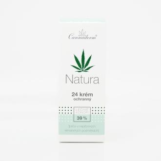 Natura 24 Protective Cream 50g - 39% Hemp