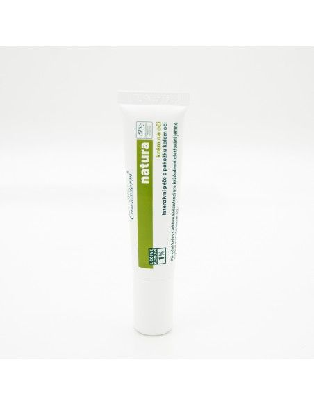 Natura Eye Cream 15ml - 1% Hemp