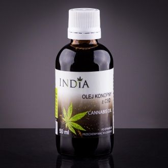 Hemp Oil with CBD 50ml