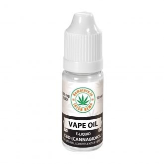 Hemp CBD Vape E-Liquid Juice (100mg CBD) 10ml BB 05/19