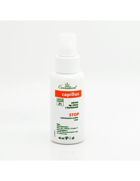 Capillus Anti Hair Loss Serum with Caffeine 40ml