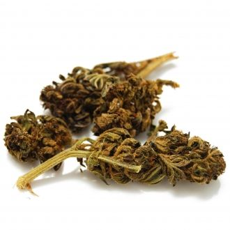 Premium Irish Kush Organic Hemp Tea CBD Buds & Flowers 1g