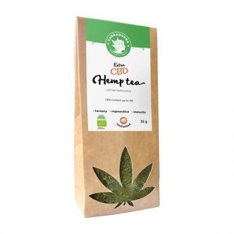 CBD Extra Hemp Tea 4% 35g