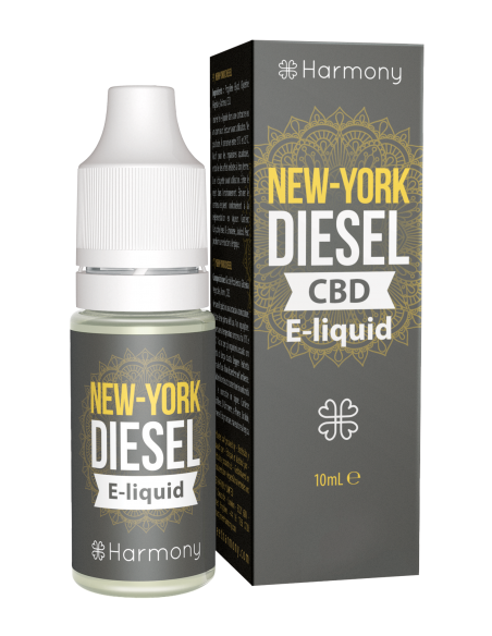 NYC Diesel CBD Vape Oil E-Liquid 10ml