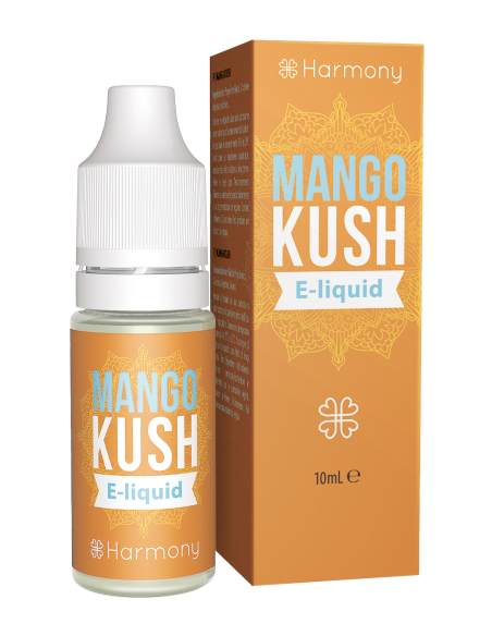 Mango Kush CBD Vape Oil E-Liquid 10ml