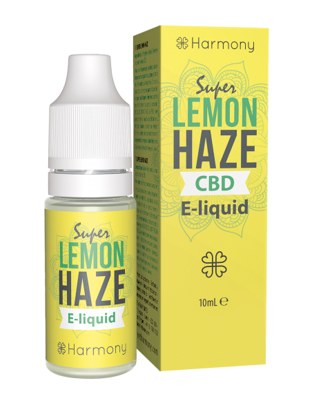 Super Lemon Haze CBD Vape Oil E-Liquid 10ml