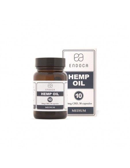 Capsules Hemp Oil Total 300mg CBD